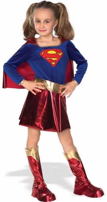 Children's Supergirl Costume