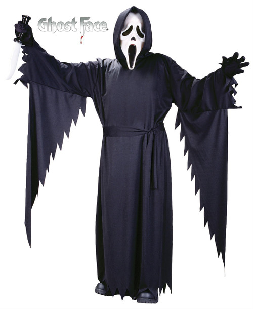 Scream Movie Teen Ghost Costume