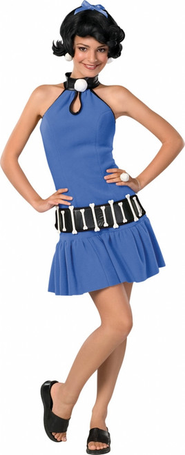 Betty Rubble Teen Halloween Costume