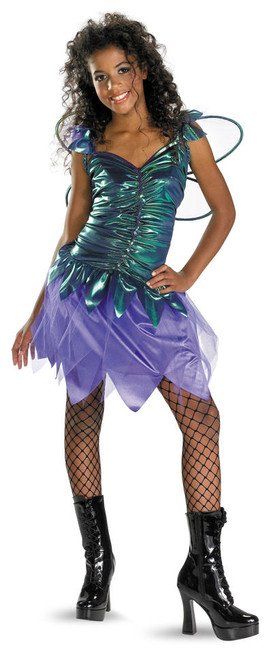 Sassy Fairy Teen Halloween Costume