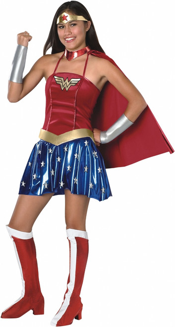 Wonder Woman Teen Halloween Costume