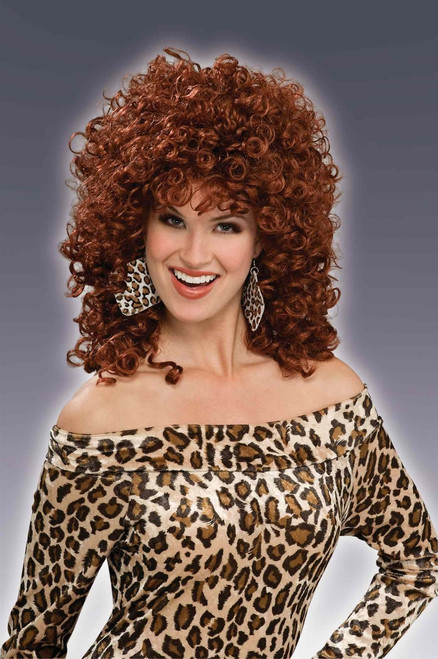 Peggy Bundy Wild Hair 80s Wig
