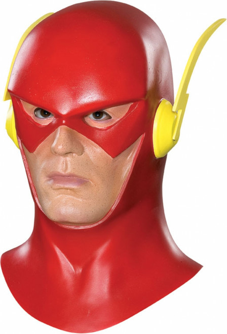 The Flash Latex Mask