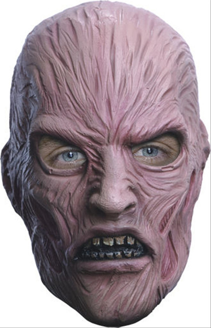 Freddy Krueger Deluxe Collectors Foam Mask