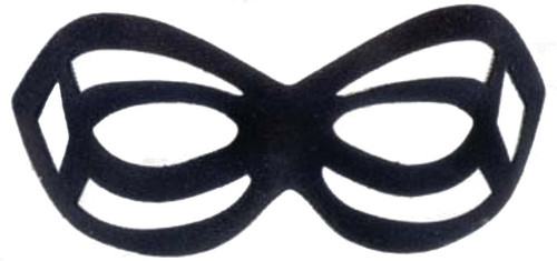 Seduction Unisex Masquerade Costume Mask
