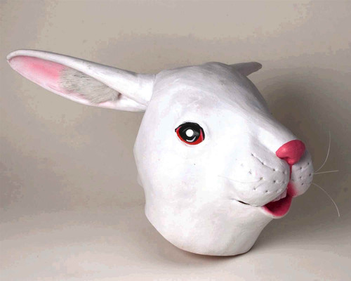 Deluxe Easter Rabbit Mask