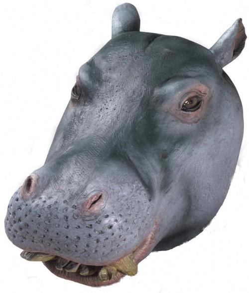 Realistic Hippo Mask