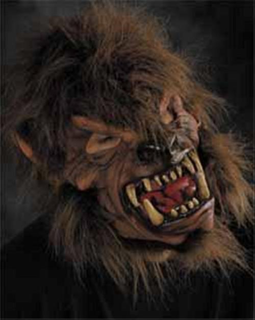 Moonshined Werewolf Mask
