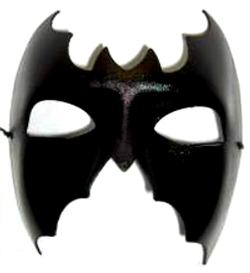 Bat Man Costume Face Mask