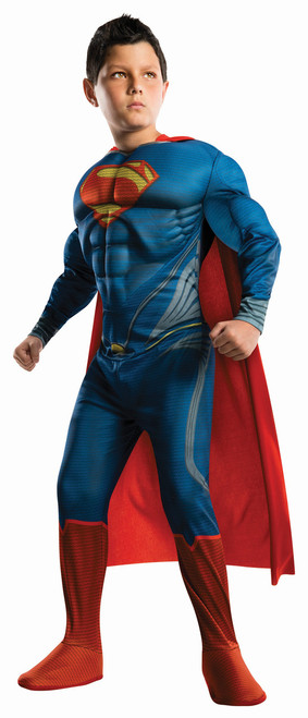 Superman Childs Man of Steel Licensed Costume