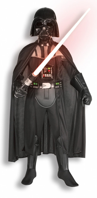 Deluxe Darth Vader Star Wars Children's Costume
