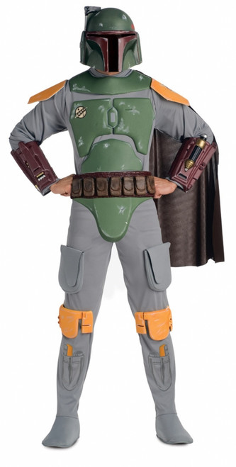 Boba Fett Deluxe Star Wars Children's Costume