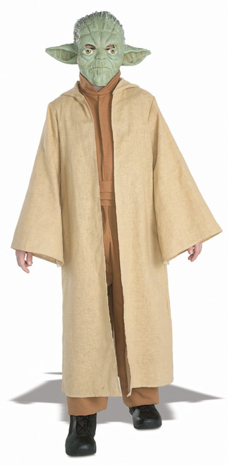 Children's Deluxe Yoda Star Wars Costume