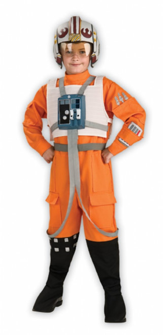 Children's X-Wing Fighter Pilot  Star Wars Costume