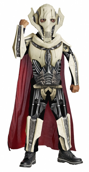 Deluxe General Grievous Star Wars Halloween Costum