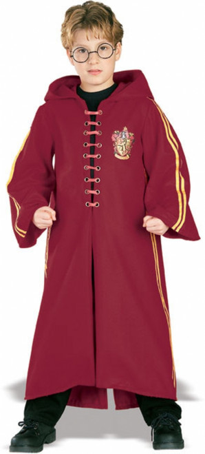 Children's Deluxe Harry Potter Gryffindor Quidditch Robe
