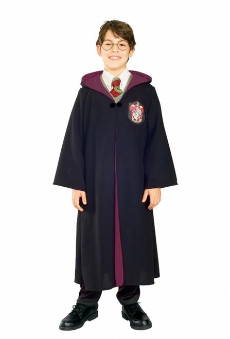 Children's Deluxe Harry Potter Gryffindor Robe Costume