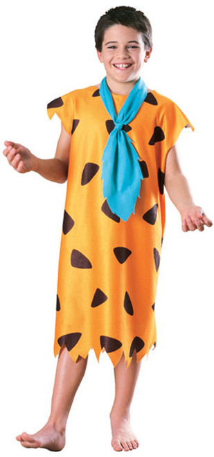 Children's Fred Flintstone Licensed Costume