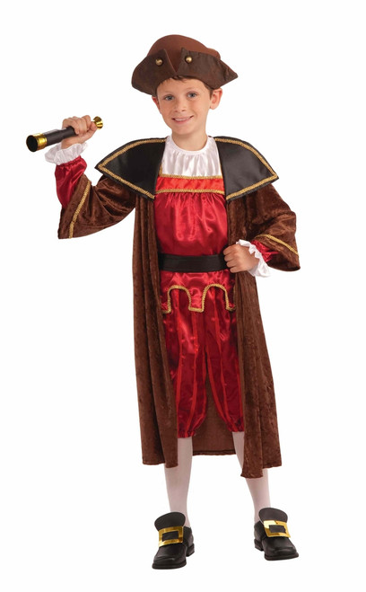 Christopher Columbus Childs Costume