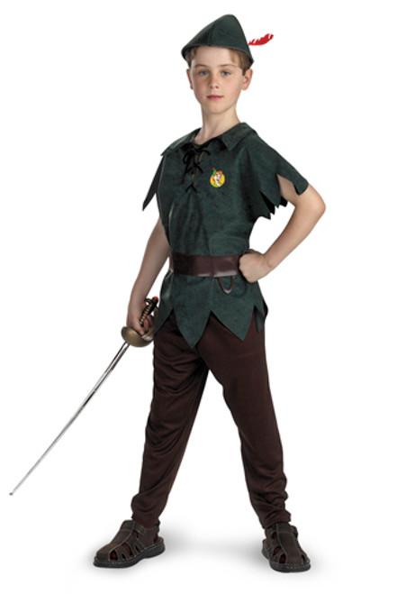 Children's Walt Disney Peter Pan Costume