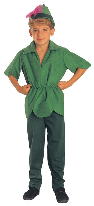 Children's Peter Pan Costume