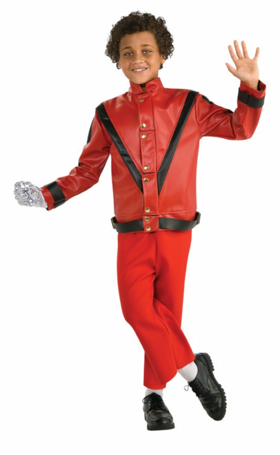 Red Thriller Michael Jackson Jacket