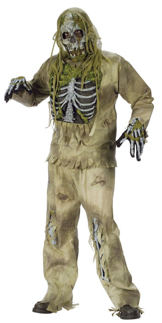 Skeleton Zombie Children's Halloween Costume