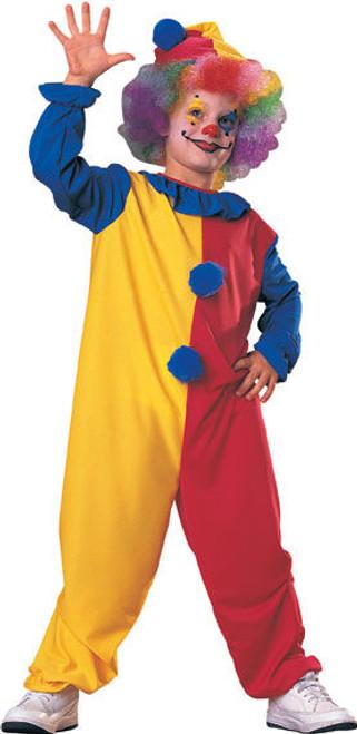Fun Boys Clown Costume