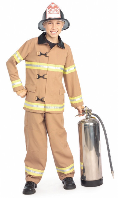Children's Firefighter Halloween Costume