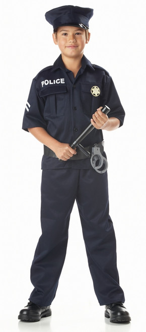 Police Uniform Cop Costume