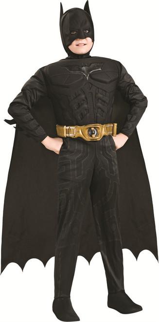 Children's Dark Knight Batman Muscle Chest Costume