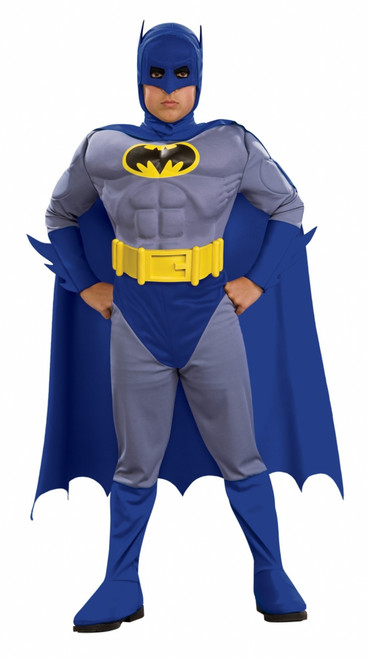 Muscle Batman Classic Costume