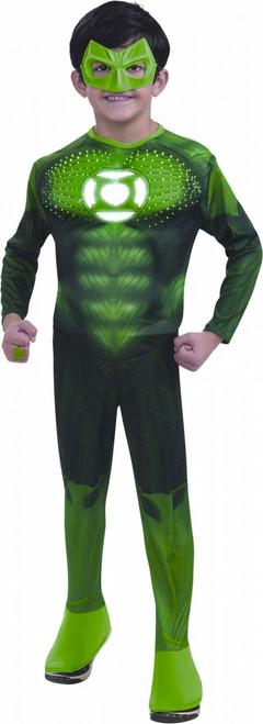 Hal Jordan Green Lantern Kids Costume