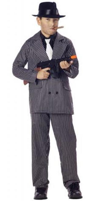 20s Children's Gangster Costume