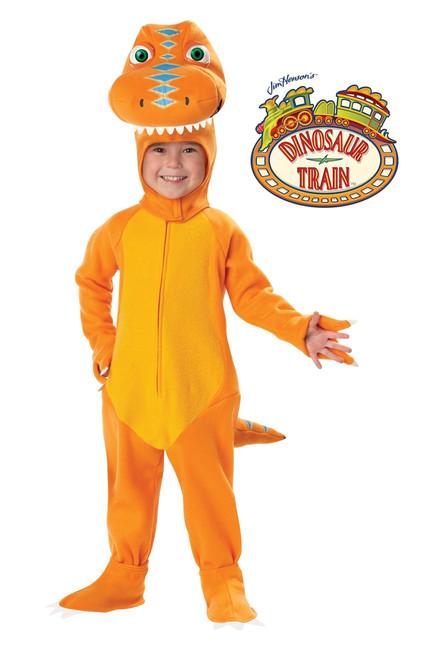 Toddler/Children's Buddy Dinosaur Train T-Rex Costume