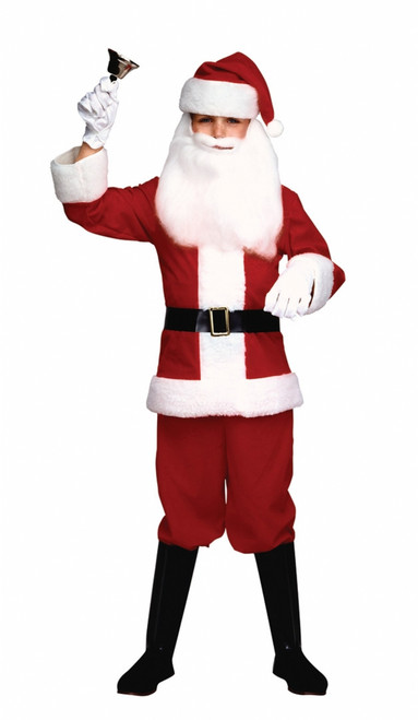 Children's Santa Claus Suit