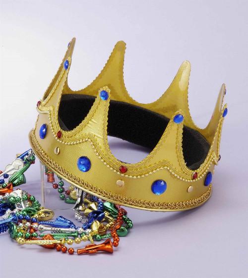 Adjustable King's Crown