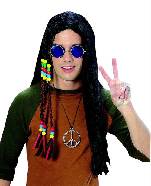 60s Hippie Peace Sign
