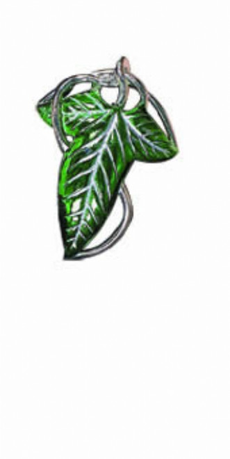 Lord Of The Rings Hobbit Leaf Clasp