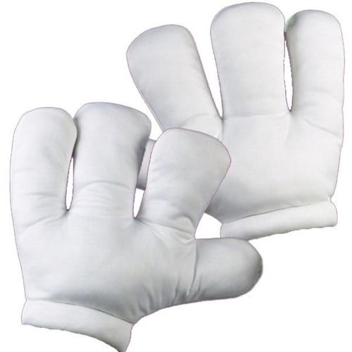 Oversized Cartoon Hands