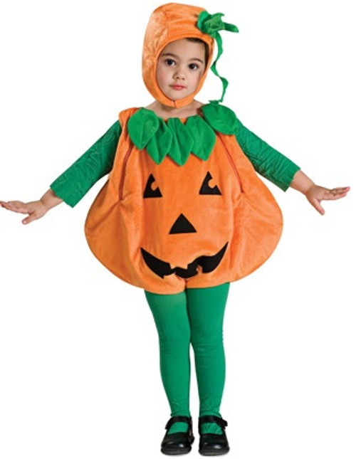 CLEARANCE - Infant/Toddler's Pumpkin 'Pumpkid' Costume