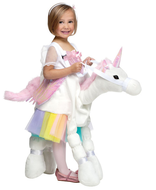 Children's Ride-a Unicorn Costume