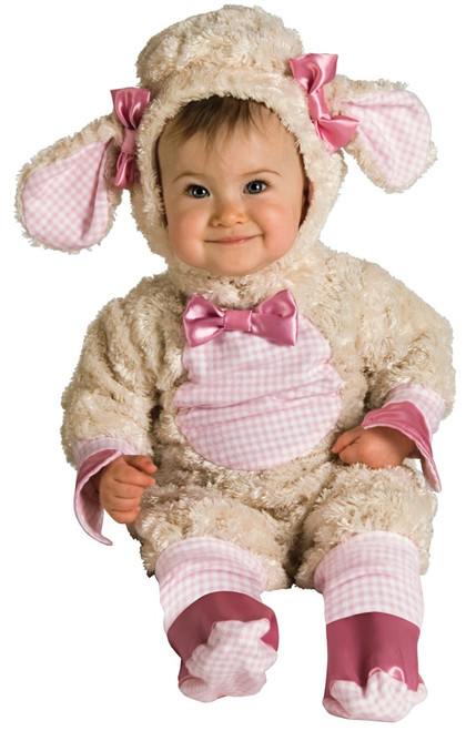 Infant/Toddler's Lucky Lil' Lamb Plush Costume