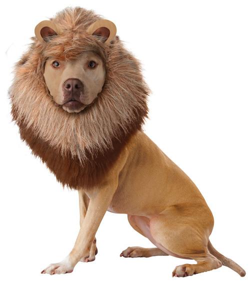 Animal Planet Lion Costume