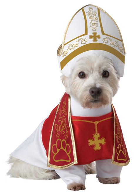 Funny Holy Hound Dog Saint Costume