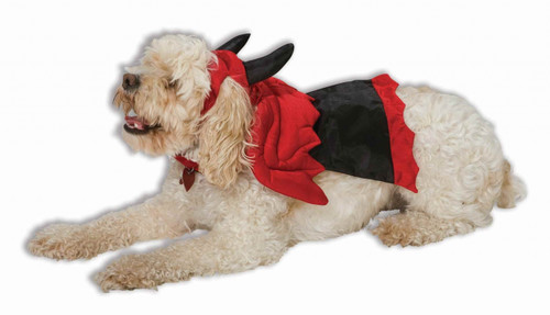 Devil Dog Pet Costume