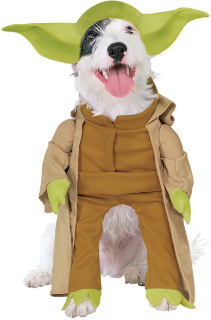 Yoda Pet Star Wars Costume