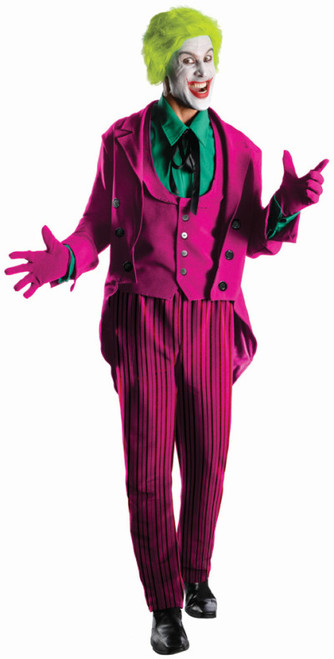 The Joker Grand Heritage Licensed Adult Costume
