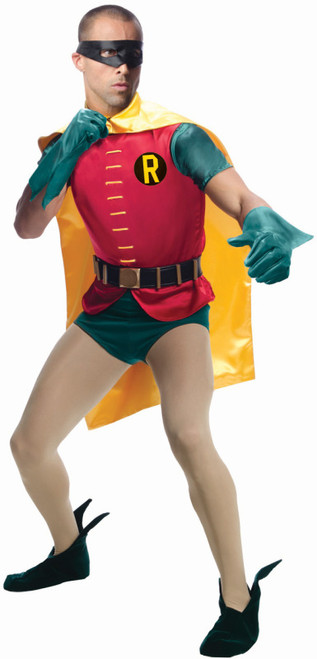 Classic Robin Grand Heritage Adult Costume
