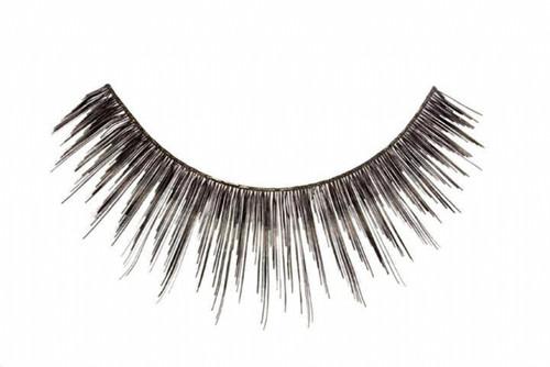 Thin Black Eyelashes